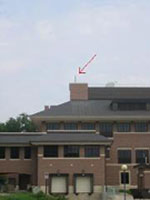 Science Building Location